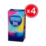 DUREX LOVE SURTIDOS 18 UDS (4 CAJAS)