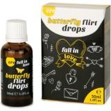 BUTTERFLY FLIRT DROPS 30ML - GOTAS DEL AMOR