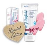 LOVE BUNDLE - KIT EXCLUSIVO AQUAGLIDE 200ML + 3 SOFT-TAMPONS