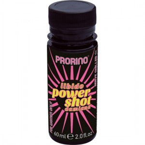 PRORINO LIBIDO POWER SHOT DAMIANA 60ML