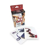 TAKE IT OFF JUEGO DE CARTAS DE STRIPTEASE