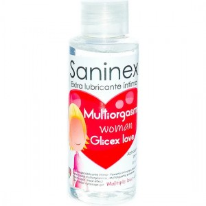 SANINEX GLICEX MULTIORGASMIC WOMAN LOVE 4 IN 1 - 100ML