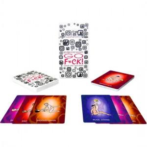 KHEPER GAMES - GO FUCK CARD JUEGO DE CARTAS