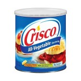 CRISCO LUBRICANTE ANAL VEGETAL 1360GR