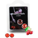 SECRET PLAY BRAZILIAN BALLS AROMA CEREZA