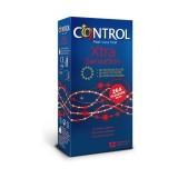 CONTROL PRESERVATIVOS SENSUAL XTRA DOTS 12 UDS