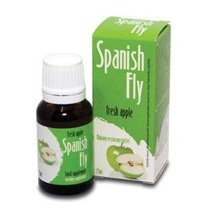 SPANISH FLY GOTAS DEL AMOR MANZANA FRESCA